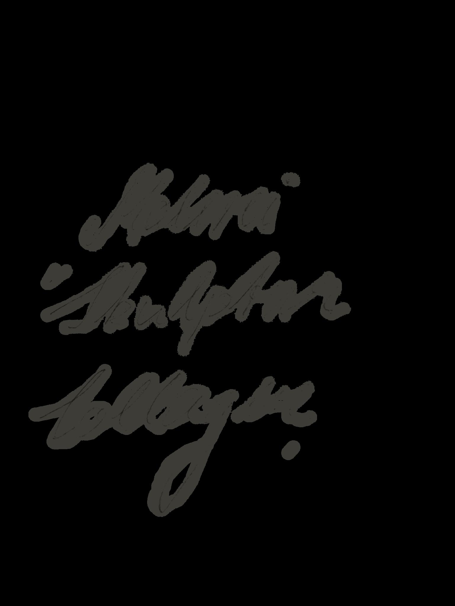 Schrift by Atelier-Witzmann
